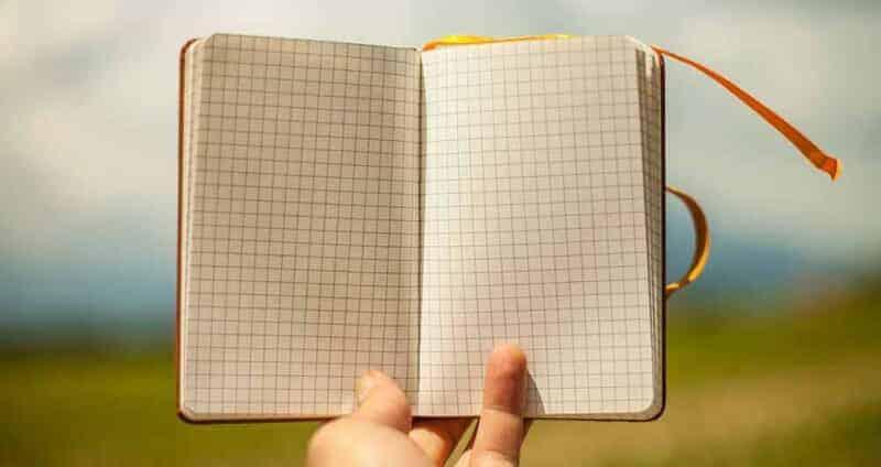 日記のイメージ